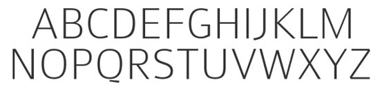 Typographie Colaborate