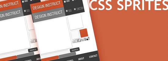 Sauver de la bande passante et améliorer la rapidité de votre site web avec les CSS Sprite