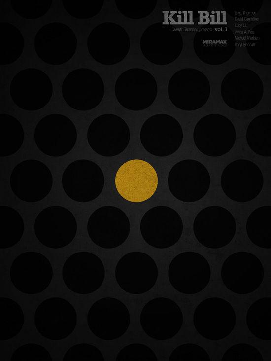 affiche minimaliste de film 05