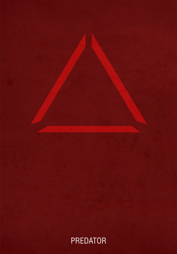 affiche minimaliste de film 12
