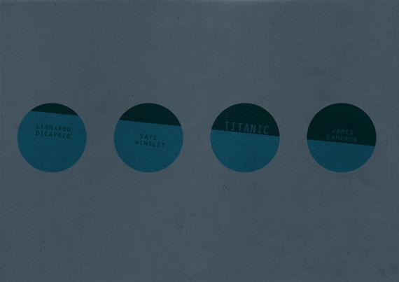 affiche minimaliste de film 25