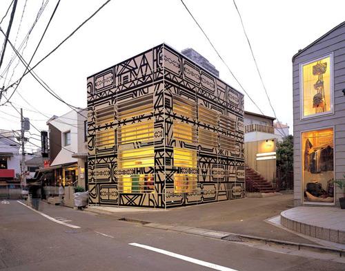 Alexandre Herchovitz 02 Design, concept et architecture de magasins et de boutiques