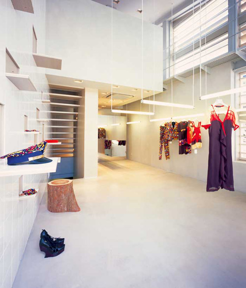 Alexandre Herchovitz 03 Design, concept et architecture de magasins et de boutiques