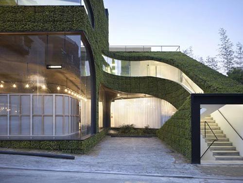 Ann Demeulemeester 01 Design, concept et architecture de magasins et de boutiques