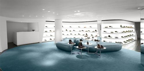 Brown Thomas 01 Design, concept et architecture de magasins et de boutiques