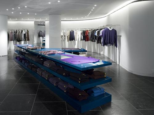 Brown Thomas 02 Design, concept et architecture de magasins et de boutiques