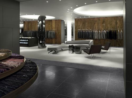 Brown Thomas 03 Design, concept et architecture de magasins et de boutiques