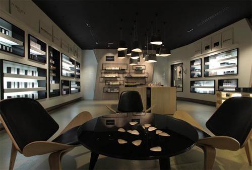 Creme de la Creme 02 Design, concept et architecture de magasins et de boutiques