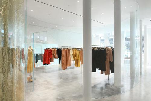 Derek Lam 02 Design, concept et architecture de magasins et de boutiques
