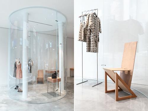 Derek Lam 03 Design, concept et architecture de magasins et de boutiques