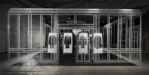 Dunhill Men 02 Design, concept et architecture de magasins et de boutiques