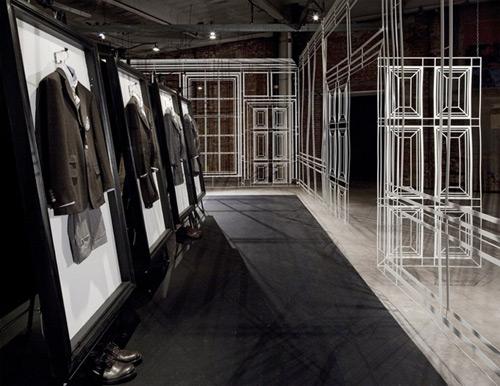 Dunhill Men 03 Design, concept et architecture de magasins et de boutiques
