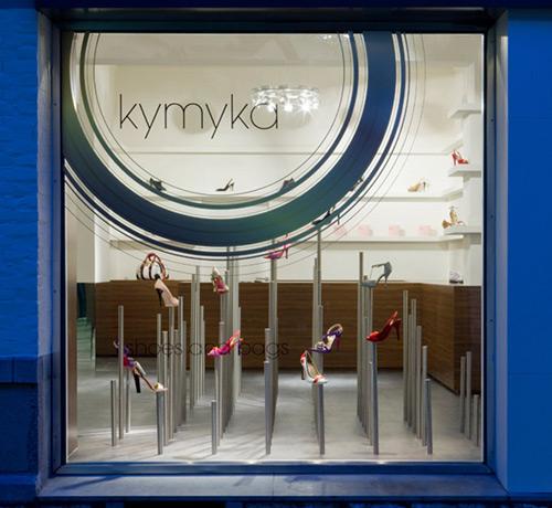 Kymyka 01 Design, concept et architecture de magasins et de boutiques