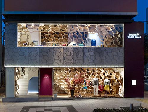 Lucien Pellat Finet 01 Design, concept et architecture de magasins et de boutiques