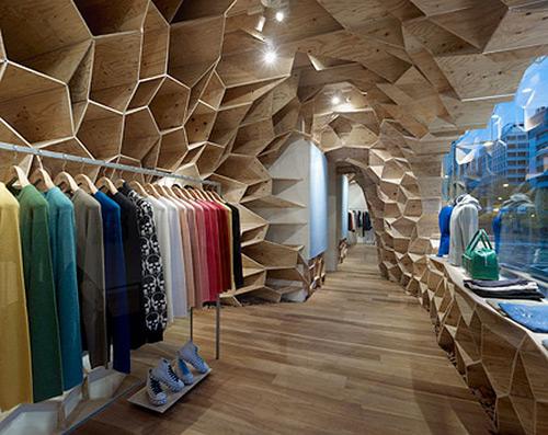 Lucien Pellat Finet 03 Design, concept et architecture de magasins et de boutiques