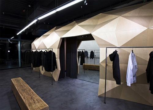 Lurdes Bergada Design, concept et architecture de magasins et de boutiques