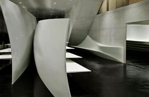Neil Barrett 01 Design, concept et architecture de magasins et de boutiques