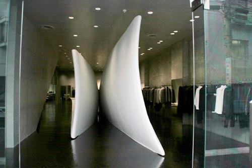 Neil Barrett 03 Design, concept et architecture de magasins et de boutiques