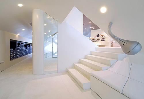 Prada 02 Design, concept et architecture de magasins et de boutiques