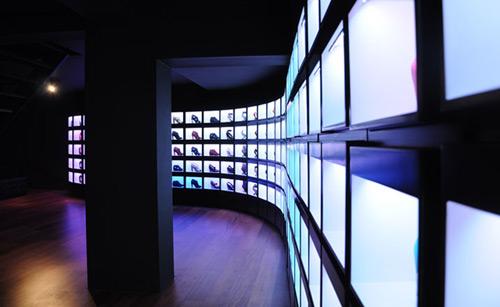 United Nude 02 Design, concept et architecture de magasins et de boutiques