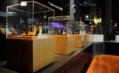 United Nude 03 Design, concept et architecture de magasins et de boutiques