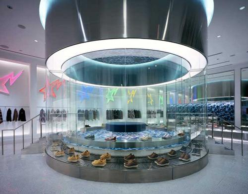 bape 01 Design, concept et architecture de magasins et de boutiques
