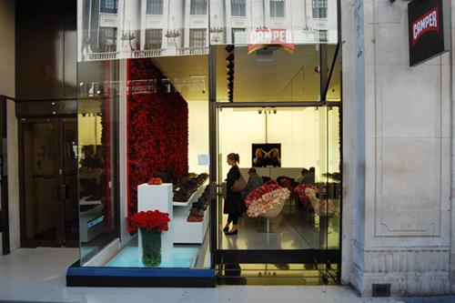 camper 01 Design, concept et architecture de magasins et de boutiques