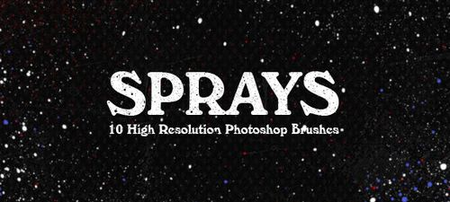 181 collection de brushes, d'actions, de styles pour Photoshop