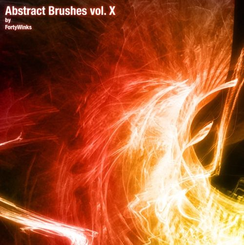 45 collection de brushes, d'actions, de styles pour Photoshop