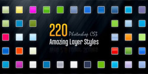 79 collection de brushes, d'actions, de styles pour Photoshop