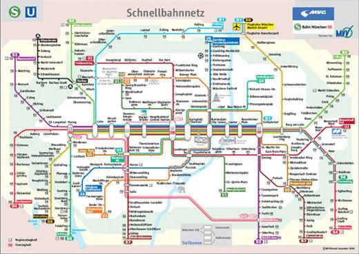 cartes-souterraines15 dans les métros à travers le monde