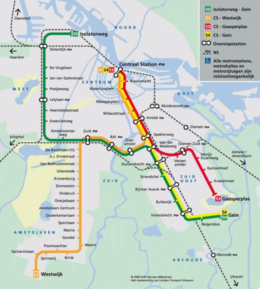 cartes-souterraines2 dans les métros à travers le monde