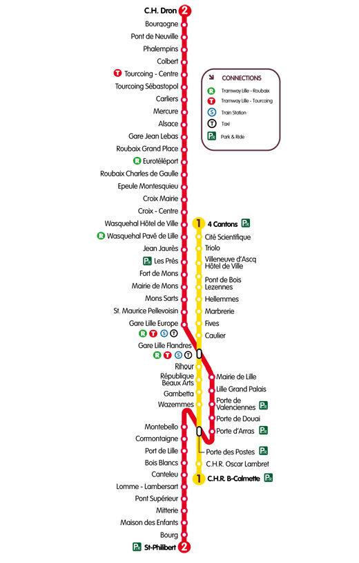 cartes-souterraines21 dans les métros à travers le monde