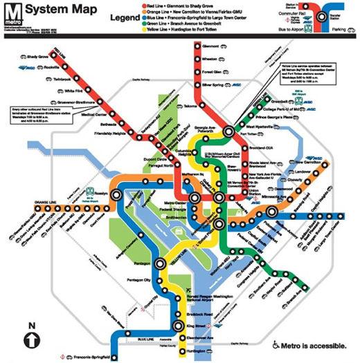cartes-souterraines28 dans les métros à travers le monde