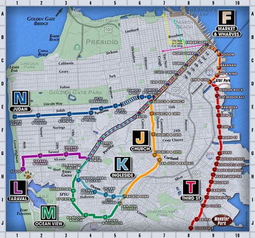 cartes-souterraines31 dans les métros à travers le monde