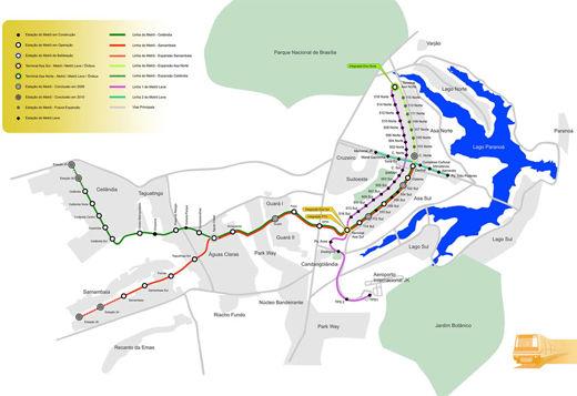 cartes-souterraines39 dans les métros à travers le monde
