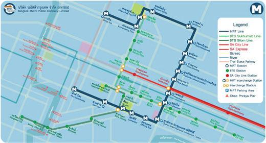 cartes-souterraines4 dans les métros à travers le monde