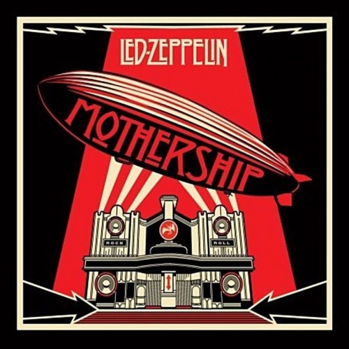 Led zeppelin – Mothership