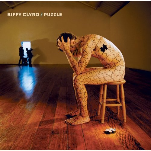 Cd de Biffy Clyro – Puzzle