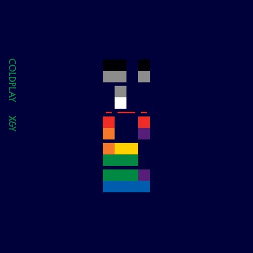 Cd de Coldplay – X&y