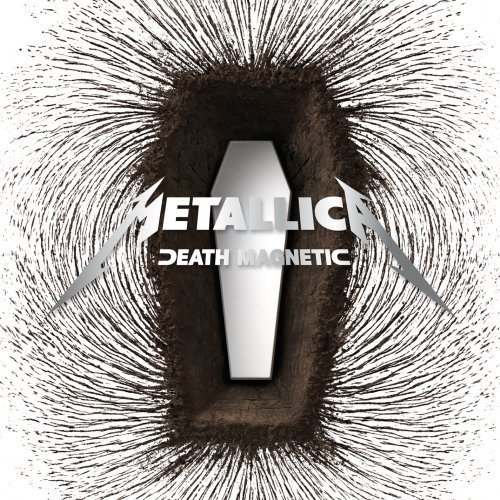 CD de Metallica – death magnetic