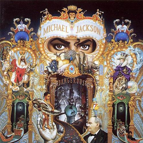 L'album de Michael jackson –  Dangerous