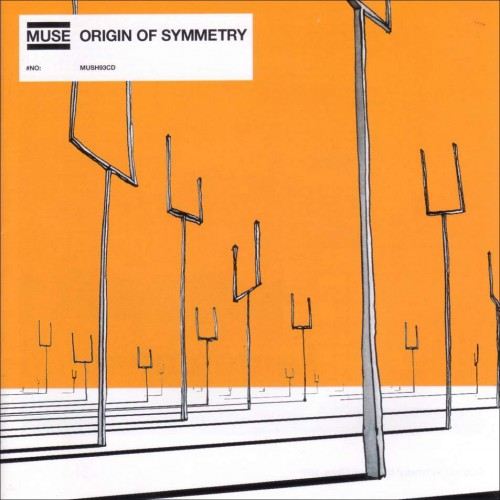 CD de Muse – origin of symmetry