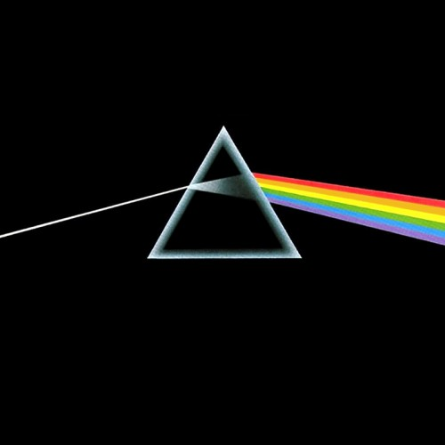 CD de Pink Floyd – Dark side of the moon
