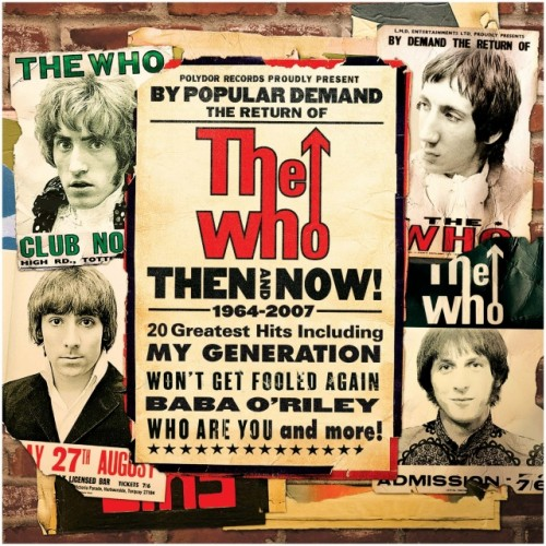 The Who – Then and now
