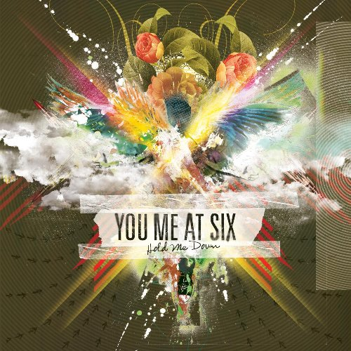 CD de You me at six – hold me down