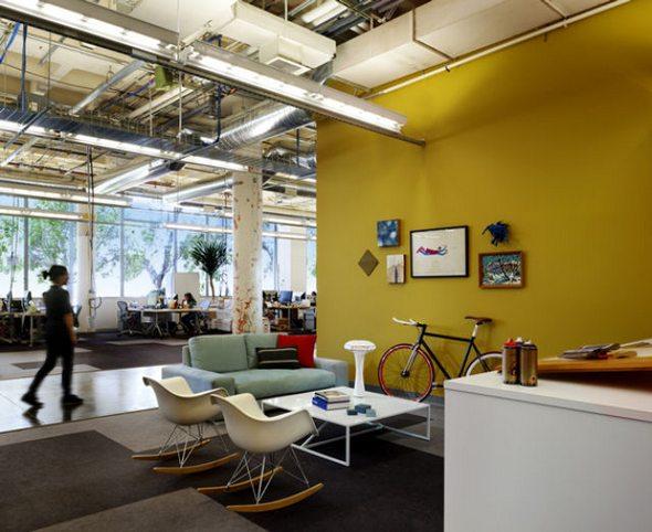 Les bureaux les plus plaisants à travailler