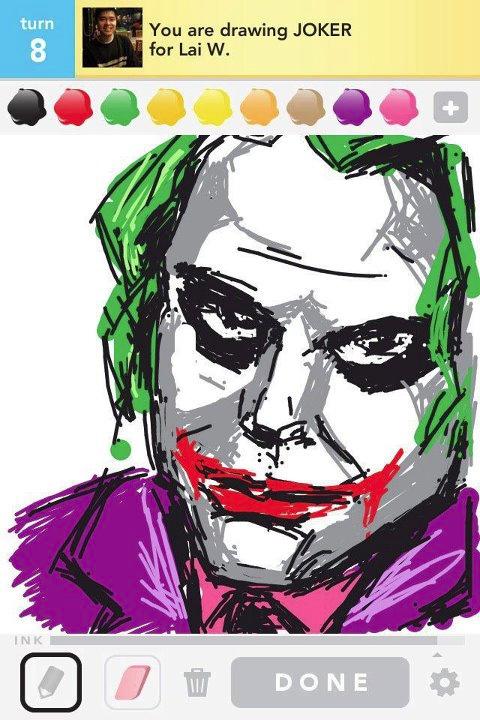 draw something joker