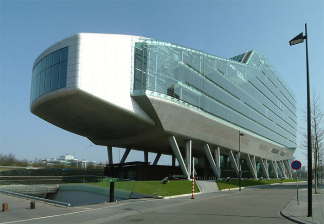 Netherlands Office Building