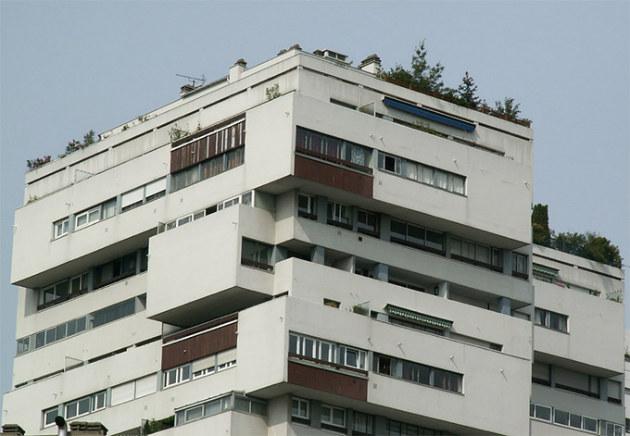 Strange France Architecture